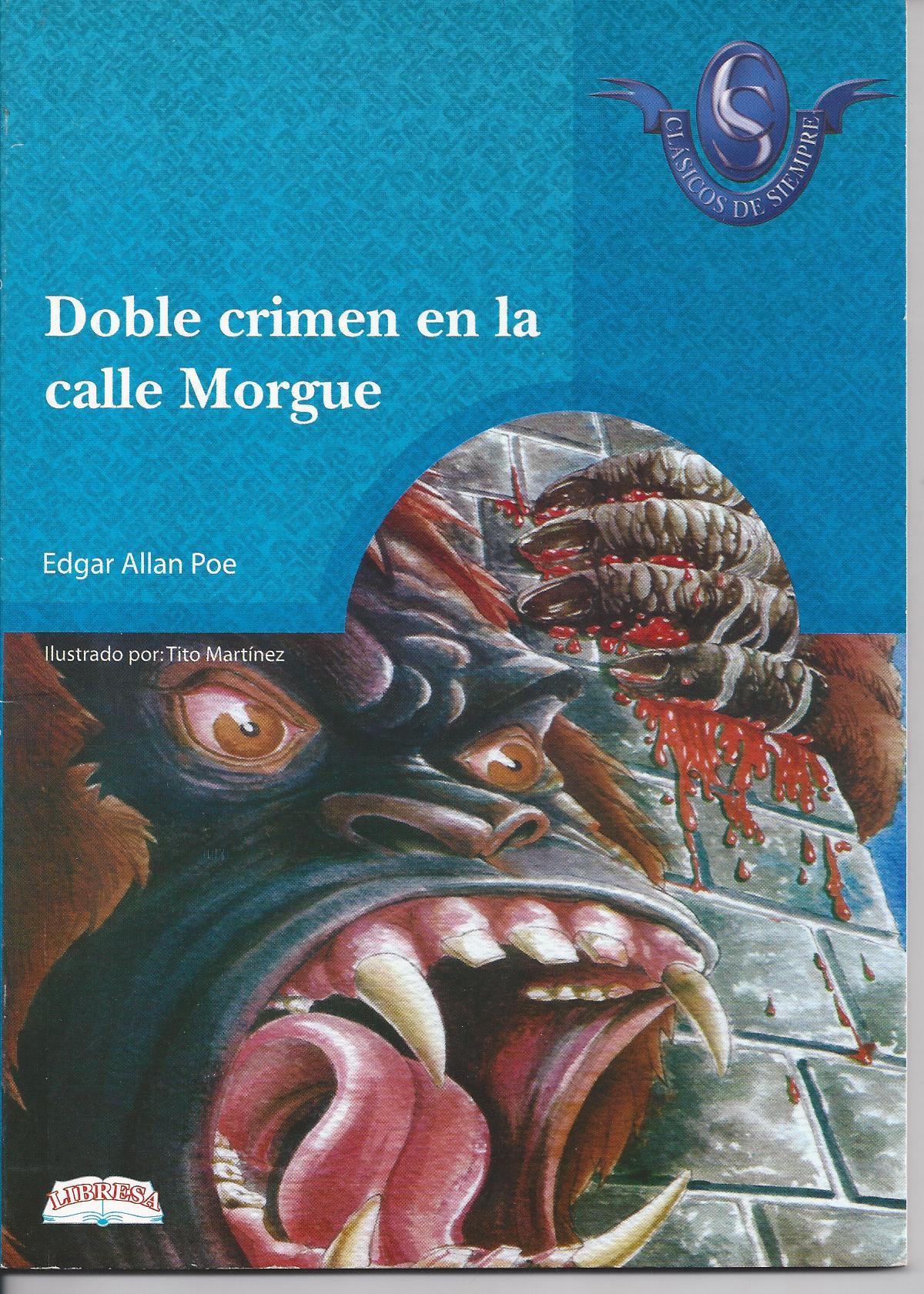DOBLE CRIMEN EN LA CALLE MORGUE. RESUMEN 1 – Club de lectura GSP